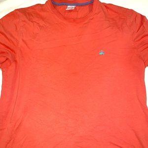 Orange Graphic T-shirt